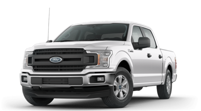 2019 Ford F-150 XL 2WD Supercrew 5.5 Box Crew Cab Pickup